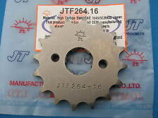 HONDA  CBR125  FRONT GEARBOX SPROCKET  16 TEETH ( + 1 )  2004 - 2012