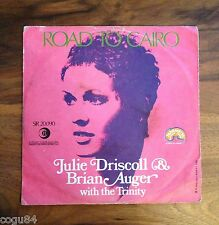 BRIAN AUGER & JULIE DRISCOLL with the TRINITY - ROAD TO CAIRO - RICORDI 7'