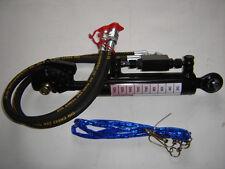 Hydraulischer Oberlenker Kat. 1-1 Hub 150mm mit Fanghaken von Saturn
