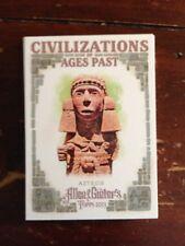 2013 Civilizations Ages Past Aztecs CAP-AZ