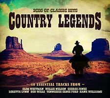 Country Legends - Country Legends / Various [New CD] UK - Import