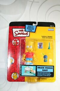 "The Simpsons ""Brain Freeze Bart"" - NEW -"