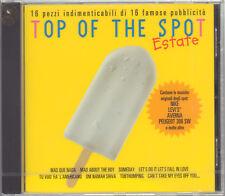 "COMPILATION "" TOP OF THE SPOT ESTATE "" CD SIGILLATO POLYDOR"