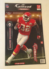 """Dwayne Bowe FATHEAD Teammate 17"""" Player Graphic +Name Sign CHIEFS Teammates"""