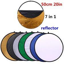 7 In 1 Portable Photo Light Reflector Disc Studio Photography Lighting Equipment