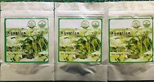 3 Pack Aquatica Garden Vegetable Green Organic Grows 600 Seeds - Chris's Garden