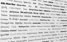 Free Fonts Download Website