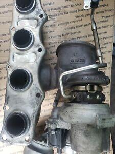BMW OEM 3 Series Turbocharger #49477-52500