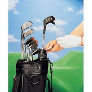 Sharper Image Golf Club Drink Dispenser