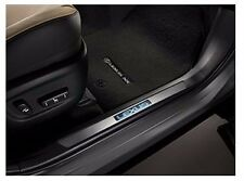 Lexus OEM Factory Illuminated Door Sills 2pc set 2015-2019 NX200T / NX300