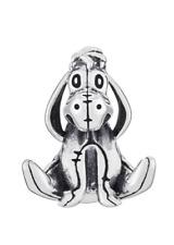 Retired, Genuine CHAMILIA Disney Winnie the Pooh, EEYORE 925 Silver Charm Bead