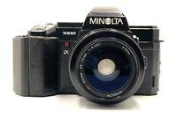 Minolta Maxxum 7000 α 7000 35mm SLR Film Camera AF ZOOM 35-70 mm f4 from Japan