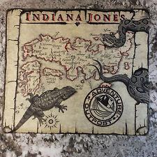 Disney Parks Indiana Jones Adventure Outpost Map Disney Hollywood Studios