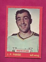 1973-74 OPC # 46 NORTH STARS JP PARISE  NRMT-MT CARD (INV#5908)