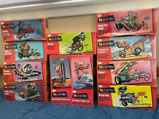 Testors Weird-Ohs : lot of 11 model kits. All sealed. Released in 1993.