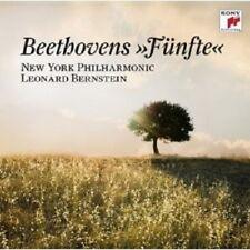 "LEONARD BERNSTEIN  BEETHOVENS ""FÜNFTE"" CD NEUF BEETHOVEN,LUDWIG VAN"