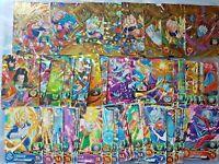 DRAGON BALL Z DBZ DBS HEROES CARD PRISM HOLO CARTE UM2-FCP3 CP SR DBH JAPAN MINT