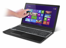 Gateway NV570P Intel Core i3 4GB 500GB 15.6 Touch Screen DVDRW Windows 8 Laptop