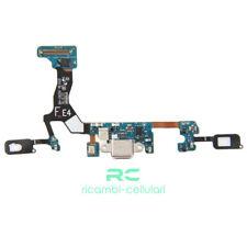 FLAT CONNETTORE DI CARICA USB MICROFONO PER SAMSUNG GALAXY S7 EDGE G935F