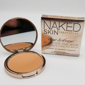"""URBAN DECAY NAKED SKIN One & Done Blur On The Run """"LIGHT TO MEDIUM"""""""