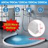 Kitchen Bathroom Water Stopper Barriers Floor Separation Strips Shower Threshold