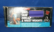 Weider Ankle or Wrist 1 lb Weight Purple