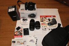 Canon EOS REBEL T7 Complete 🔥 Costco Bundle
