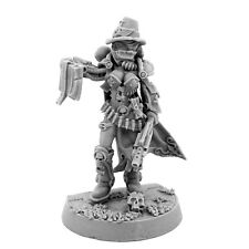 Wargame Exclusive - Heresey Hunter Female Inquisitor Battler