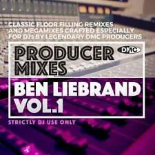 DMC Producer Mixes – Ben Liebrand Remixes & 2 Tracker DJ CD Ft Alexander O'Neal