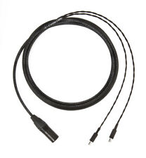 Corpse Cable GraveDigger for SENNHEISER HD 800, HD 800 S / 4-Pin XLR / 10ft.