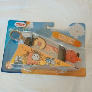 Thomas & Friends Minis - James Launcher NEW - Box damaged