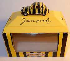 RARE HERPA HO 1/87 CITROEN 2CV TIGRE TIGER BY JANOSCH DESIGN REF 182676 IN BOX