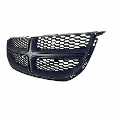 for 2011 2018 Dodge Grand Caravan FT Front Grille Painted/Gray