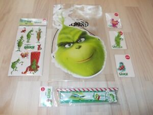 Fanpaket THE GRINCH XXL in OVP