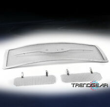 2005-2007 FORD F250 F350 SUPER DUTY FRONT UPPER STAINLESS MESH GRILLE INSERT
