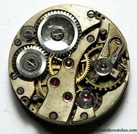 SWISS LEVER HIGH QUALITY WRISTWATCH MOVEMENT SPARES REPAIRS DD32