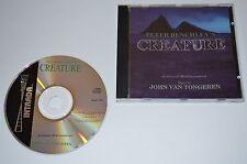 Creature - Peter Benchley`s / By John Van Tongeren / Intrada 1998 / Rar