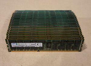 Samsung/Micron 2Rx4 PC3L-12800R/10600R DDR3 ECC REG SERVER MEMORY