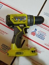 "RYOBI P252 ONE+ 18V Li-Ion Brushless 2-Speed 1/2"" Drill / Driver (Tool Only)"