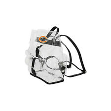 "Football Chicago Bears Lucia Clear Backpack 12"" x 4.5"" x 10"" Licensed"