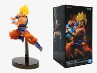 "Dragon Ball Super Super Saiyan Son Goku Z-Battle 6"" Figure Z DBZ Banpresto New"