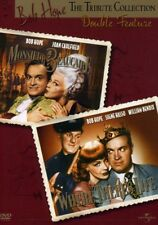 Bob Hope - Monsieur Beaucaire & Where There's Life [New DVD] Subtitled