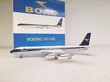 InFlight200 Boeing 707-400 BOAC G-ARRC a die cast  metal model (with stand)