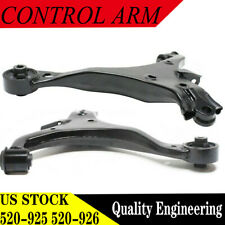 2PC For 01-05 Honda Civic Acura EL Front Lower Control Arms Left&Right Pair Set