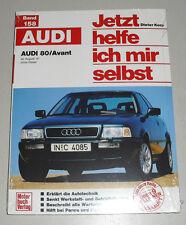 Reparaturanleitung Audi 80 B4 + Avant (Benziner) + Quattro, ab Baujahr 1991