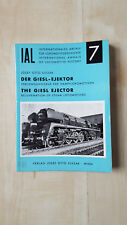 The Giesl Ejector - Rejuvenation of Steam Locomotives, Slezak - English & German