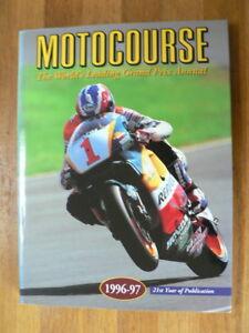MOTOCOURSE 1996-97 MICHAEL DOOHAN REPSOL HONDA,BIAGGI APRILIA MOTO GP BEATTIE,