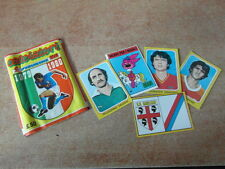 PACKET BUSTINA POCHETTE TUTE FOOTBALL ITALIA CALCIATORI EDIS 1979-1980 no PANINI