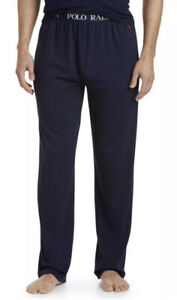 Polo Ralph Lauren Supreme Comfort Lounge Pant Sleepwear Pajama Navy Men's 4XT
