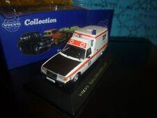 1/43 Atlas Volvo 240 264 Sweden ambulance ambulanza ambulancia samu MEGA RARE